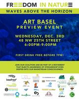 Waves Above the Horizon: An Art Basel Preview Event