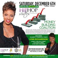 MC Lyte and Hip Hop Sisters Money Building Coalition fe...