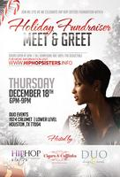 Hip Hop Sisters Foundation Holiday Fundraiser Meet &...