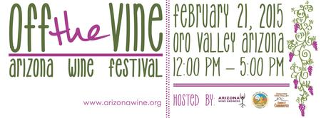 Off the Vine Arizona Wine Festival