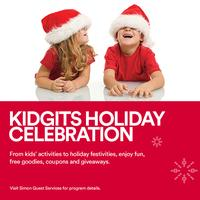 Kidgits Breakfast with Santa