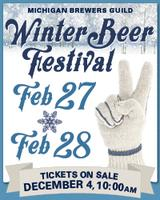 MI Brewers Guild 10th Annual Winter Beer Festival -...