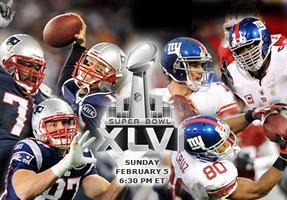 Super Bowl XLVI Party - Patriots vs Giants - Endless...