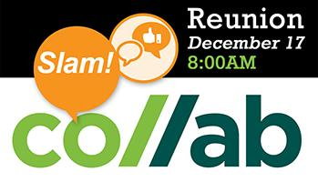 1000 Ideas -  Reunion Slam! December 17, 2014