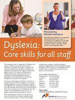 Dyslexia: Core skills for all staff Victorian tour