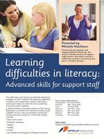 Learning Difficulties in Literacy: Advanced skills for...