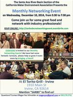 SARBS Monthly Networking Event - December 2014