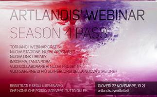 Season 4 Pass, nuova stagione per i webinar gratis!