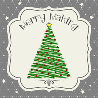 MERRY MAKING - L'albero di Natale