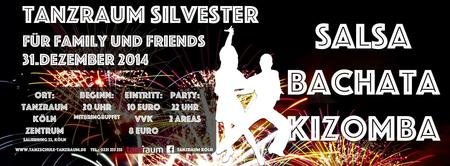 tanzraum Family & Friends Silvester Party - Salsa /...