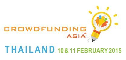 CrowdFunding Asia™ Thailand 2015