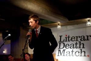 Literary Death Match London, Ep. 32