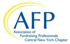 Association of Fundraising Professionals of Central New York logo