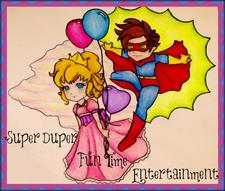 Super Duper Fun Time Entertainment logo