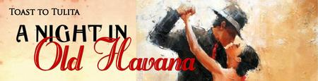 Toast to Tulita - A Night in Old Havanna - Silent Auction...
