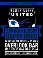 South Bronx United Spring Kickoff Happy Hour