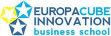 Europa Cube Innovation Business School logo