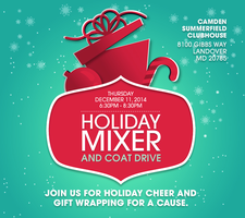 Raw Beauty 2014 HOLIDAY MIXER & GIFT WRAPPING Event