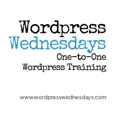 Wordpress Wednesdays logo
