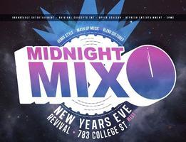 MIDNIGHT MIX CELEBRATES COUNTDOWN TO 2015