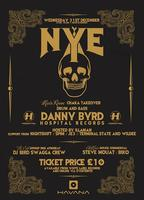 NYE 2014 // DANNY BYRD (HOSPITAL RECORDS //3AM...