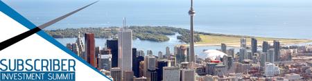 Toronto Subscriber Investment Summit 2015