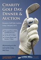 Charity Golf Day, Dinner & Auction