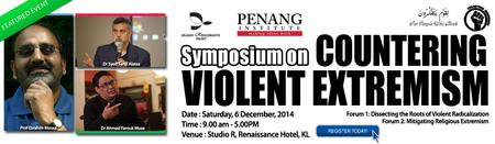 Symposium on Countering Violent Extremism
