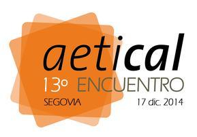 13º Encuentro AETICAL -TIC