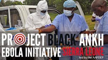 Smash Ebola! Build Project Black Ankh!