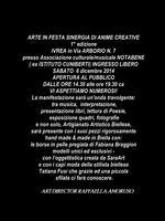 ARTE IN FESTA SINERGIA DI ANIME CREATIVE