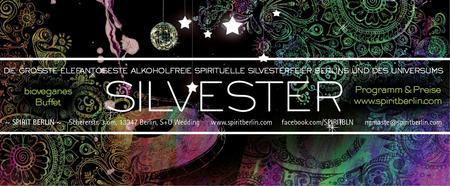 SPIRIT BERLIN - Die große Silvesterparty