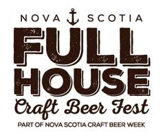 Nova Scotia FULL HOUSE Craft Beer Fest