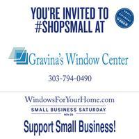 Gravina's Window Center of Littleton #ShopSmall for...