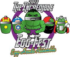 The Incredible Egg-fest - Waldorf Egg-Fest 2013