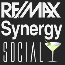 RE/MAX Synergy Social logo