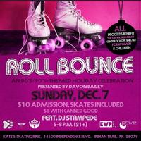 ROLL BOUNCE - A Holiday Themed Charity Event