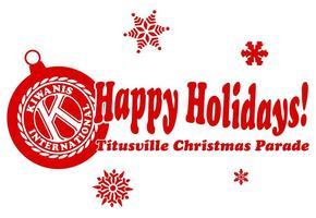 December 12 2020, Titusville Christmas Parade Registration/Rules
