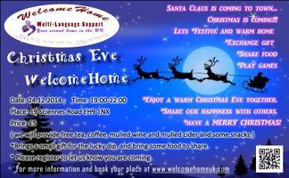 Christmas Eve WelcomeHome