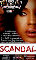 Scandal Returns Viewing Party