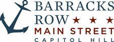 Barracks Row Main Street  logo