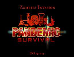 Zombies Invasion - Pandemic Survival
