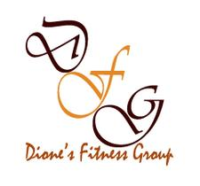 Dione's Fitness Group logo
