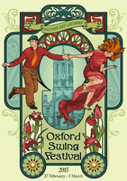 The 2015 Oxford Swing Festival