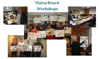 Vision Board Workshop - Manifest Your Dreams and Goals...