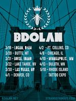 B. Dolan, Toki Wright and Mike Mictlan at The Rex
