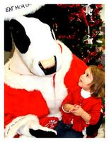 Santa Cow is coming to town Chick-fil-A Family Night...
