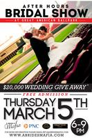 Afterhours Bridal Show at Great American Ball Park