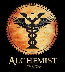 Alchemist Bar & Lounge logo