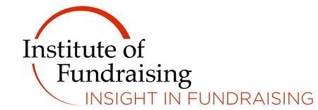 Institute of Fundraising Insight SiG 2014 AGM